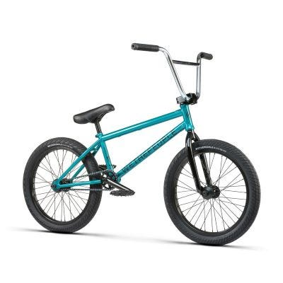 Wethepeople Crysis Freestyle BMX Midnight Green | Angle