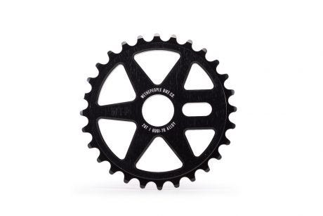 Wethepeople Logic Sprocket 28T Black