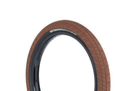 Wethepeople Overbite Tire 20X2.35 Brown/Blk S/Wall