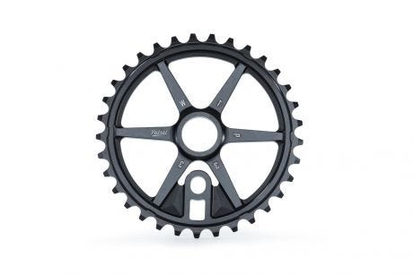 Wethepeople Patrol Sprocket Black 25T