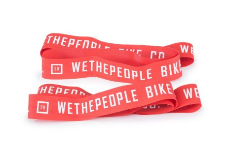 Wethepeople Nylon Rimtape 20 Red