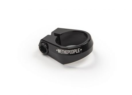 Wethepeople Supreme Seat Clamp Alloy 28.6Mm Blk