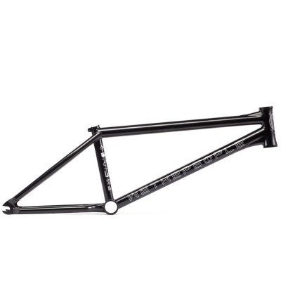Wethepeople Network BMX Frame Black Side