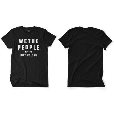 Wethepeople Daytona T-Shirt Black