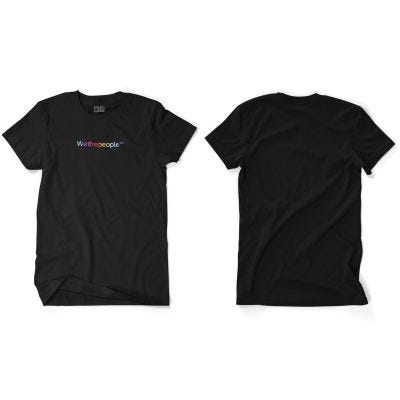 Wethepeople Bike Co. (Embroidery) T-Shirt Black