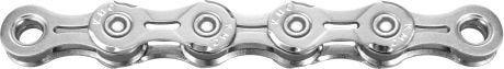 KMC X10EL 10 Speed Chain 114 Link Silver