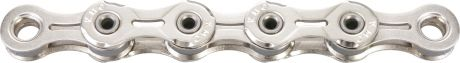 KMC X10SL 10 Speed Chain 114 Link Silver