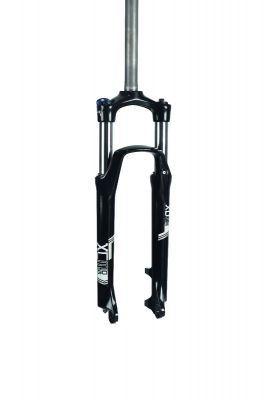 SR Suntour XCM Suspension Fork HLO 2 Black 27.5""