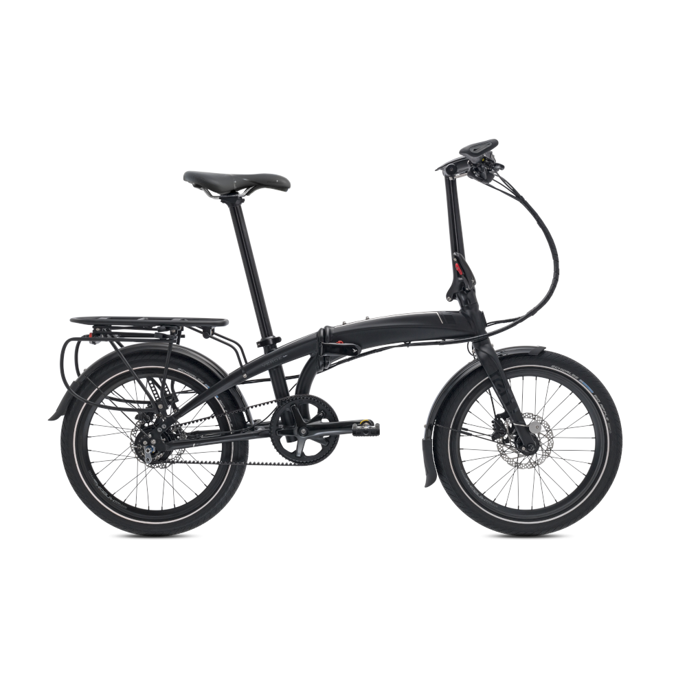 "Tern Verge S8i Folding Bike 20"" Matte Black 2020"