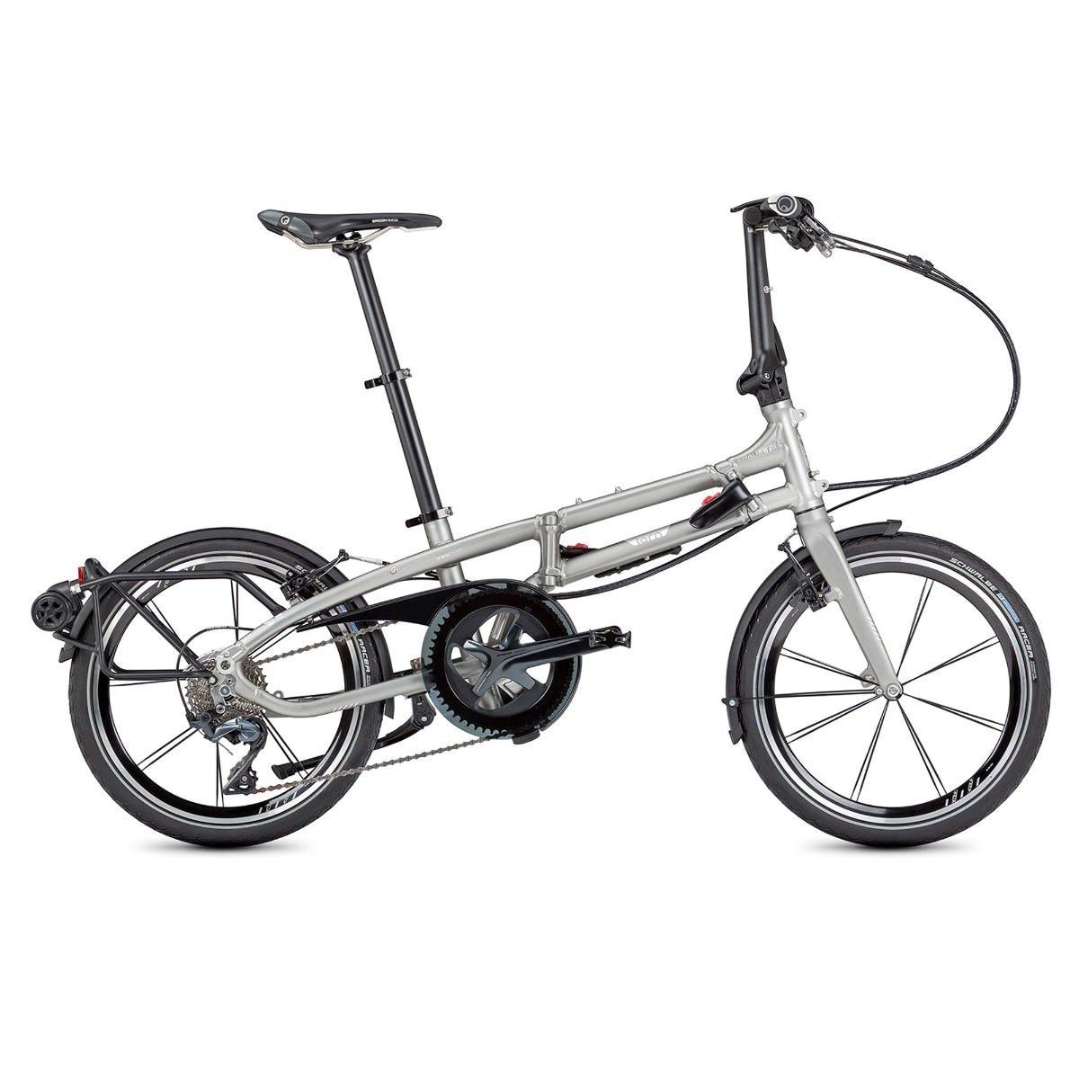 "Tern BYB S11 20"" 2020 Folding Bike Matte Silver"