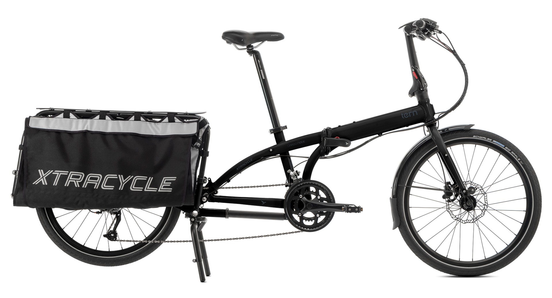 Tern Cargo Node 2020 Folding Cargo Bike