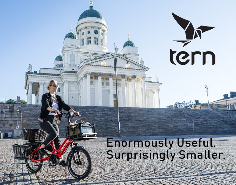 Tern HSD 2019 Enormously Useful
