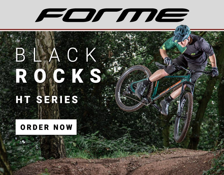 Forme Black Rocks HT