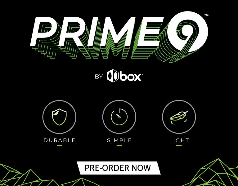 BOX   Prime 9