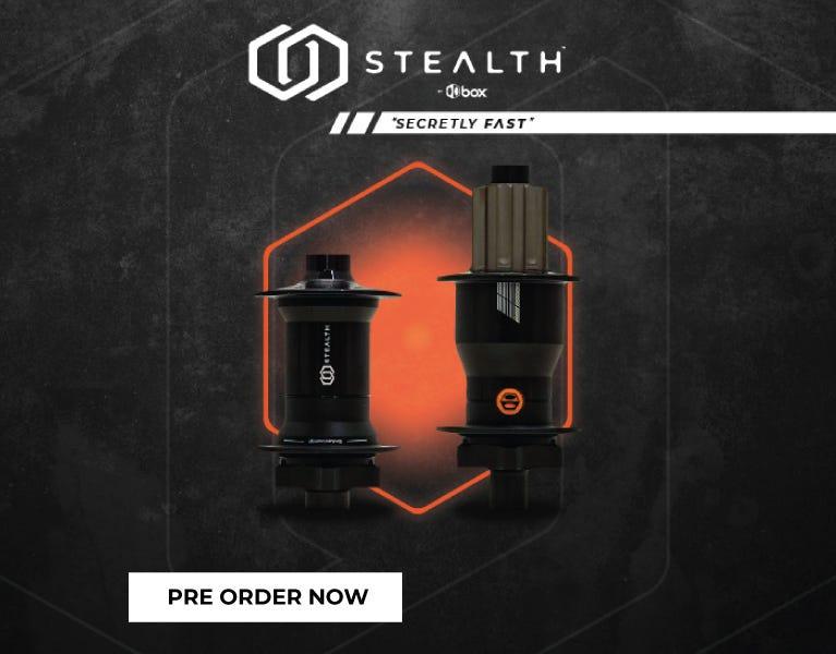 BOX | Steatlth Hubs Pre-Order