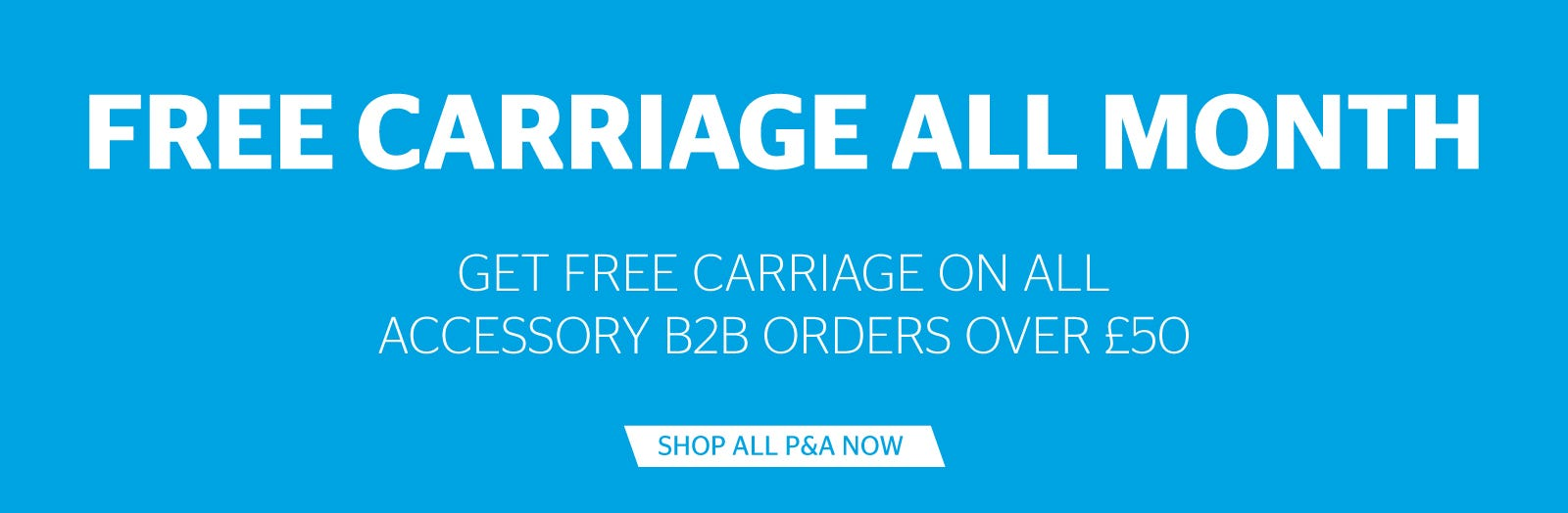January | Free Carriage Over £50