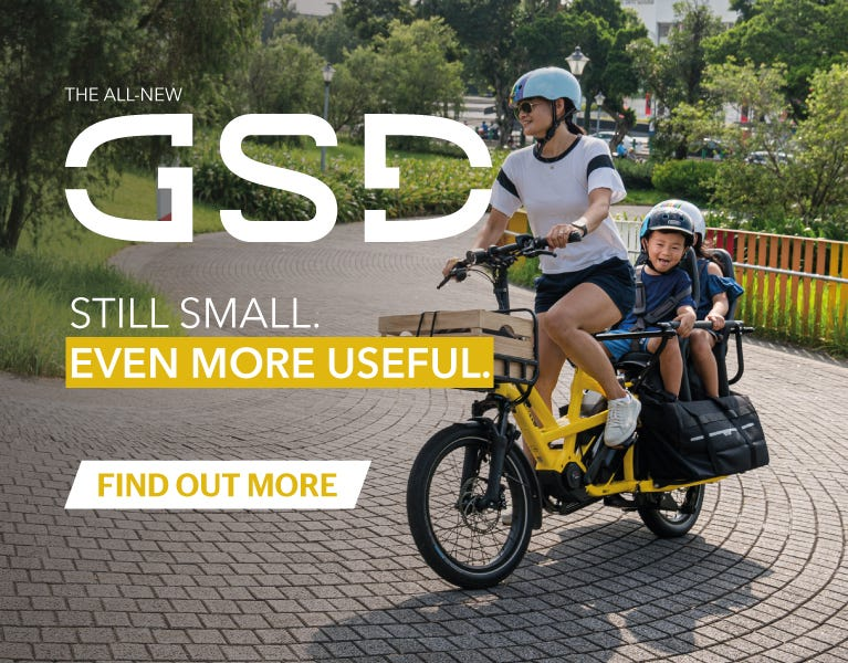Meet the All-New GSD