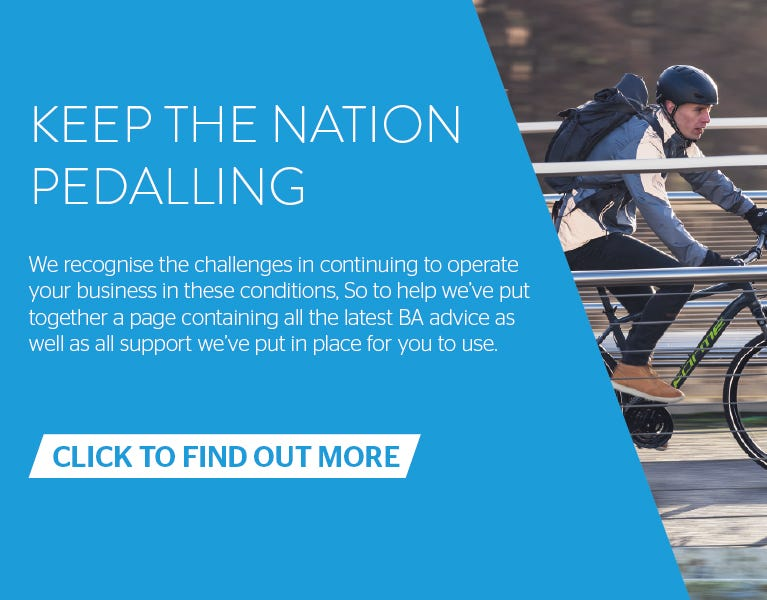 ML | Keep the Nation Pedaling