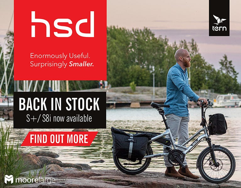 Tern HSD Back in Stock