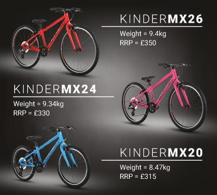 Forme Kinder Junior Bikes