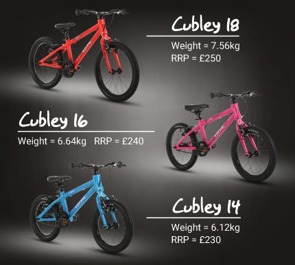 Forme Cubley Junior Bikes